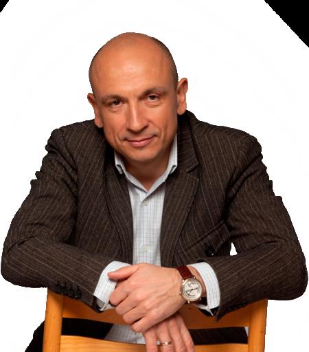 Андрей Левченко - тренер по личной эффективности
