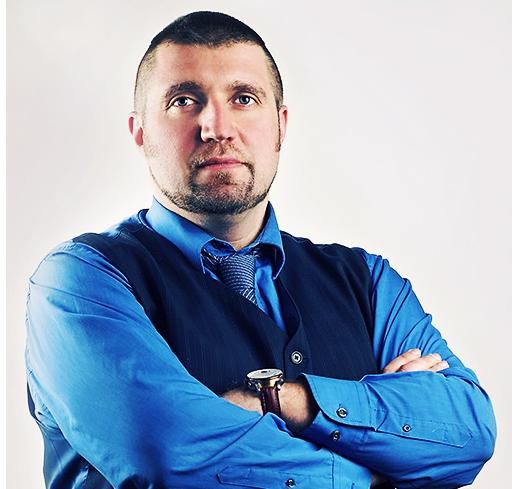 Дмитрий Потапенко - антикризисный тур