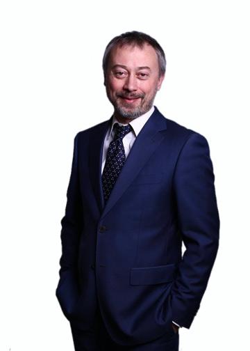 Экономист Денис Ракша